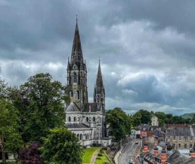 The Cathedral of St Fin Barre, Cork